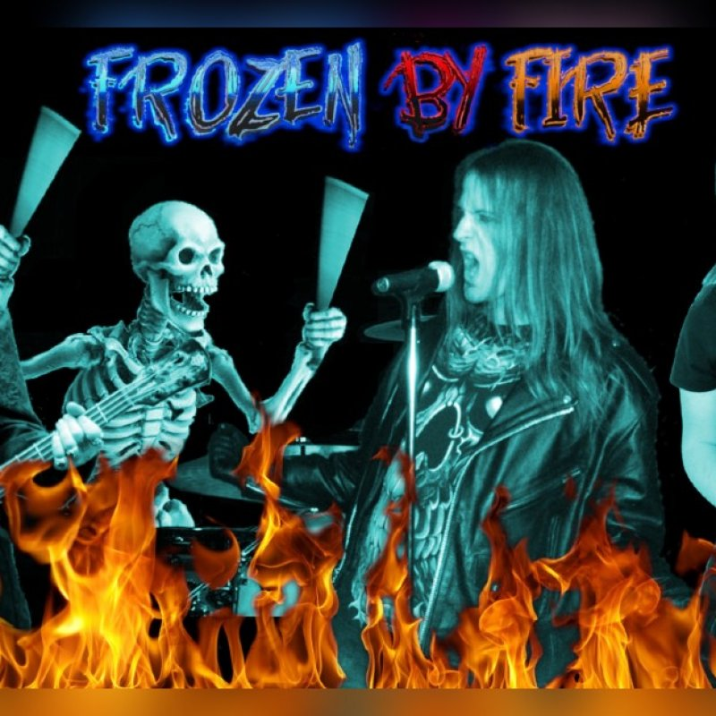 New Promo: FROZEN BY FIRE - IN MY SIGHTS - (Melodic Heavy Metal)