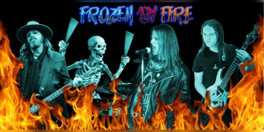 FROZEN BY FIRE - IN MY SIGHTS - Featured At Pete's Rock News And Views!