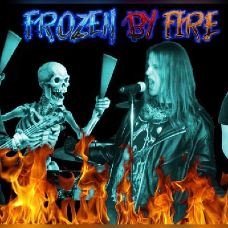 FROZEN BY FIRE - IN MY SIGHTS - Featured At Mtview Zine!