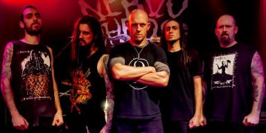 NERVOCHAOS - Featured At Breathing The Core Magazine!