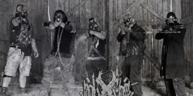 HAK-ED DAMM - Destructio Purificalis - Featured At Kraykulla Webzine!