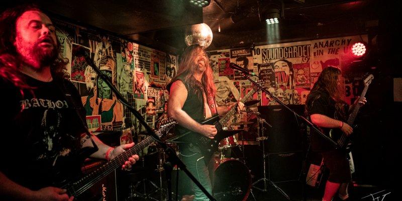 Enforce - Deep Blue - Reviewed At Metal Digest!