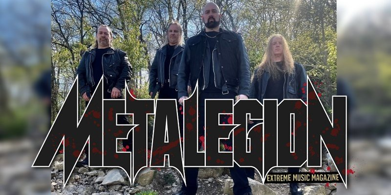 VINCENT CROWLEY - Reviewed and Interviewed In Metalegion Magazine!