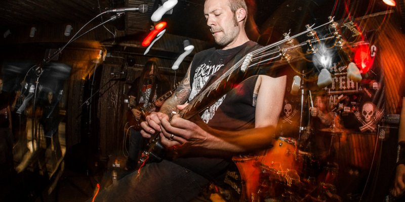 Apostle Of Solitude Interview with Zach Moonshine