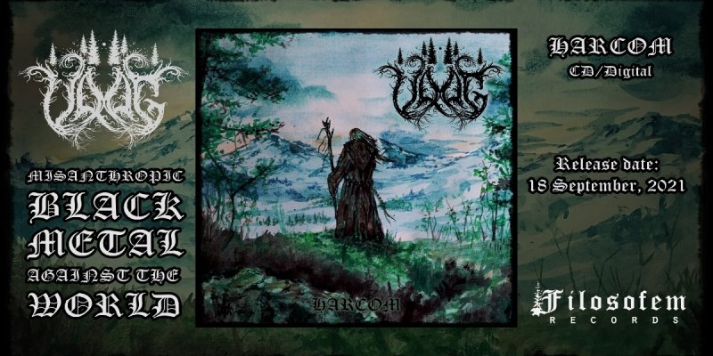 New Promo: Vrag - Harcom - (Black Metal)