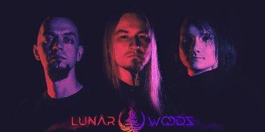 LUNAR WOODS - Interviewed By KJAG Radio!