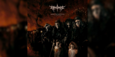 Enthrallment - Against The Will To Live - Sky Burial - Featured At Deathrattle Podcast!