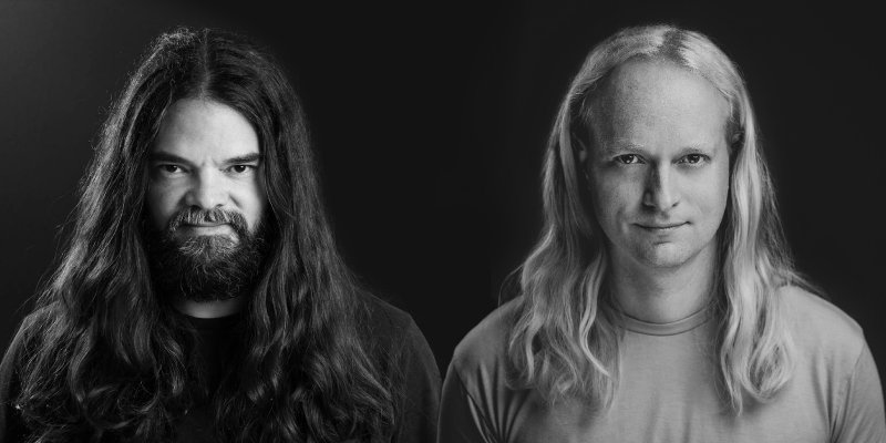 Out Now! Prog Duo ATHEMON (ft. ex-Haken) Release Debut Self-Titled Album