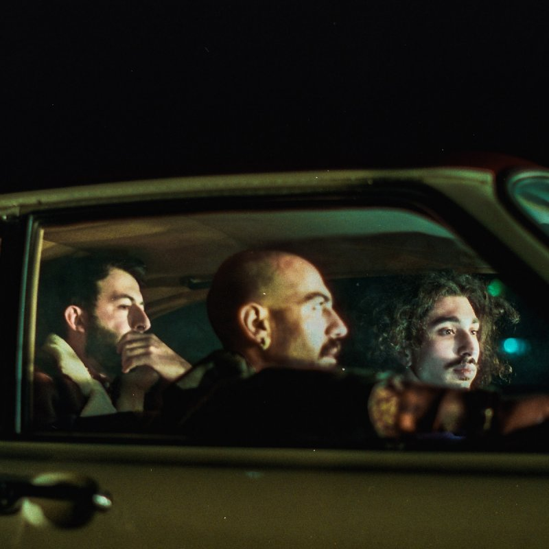 LOOSE SUTURES: Metal Injection debuts Sardinian heavy fuzz/garage punk act's new album; out tomorrow via Electric Valley Records