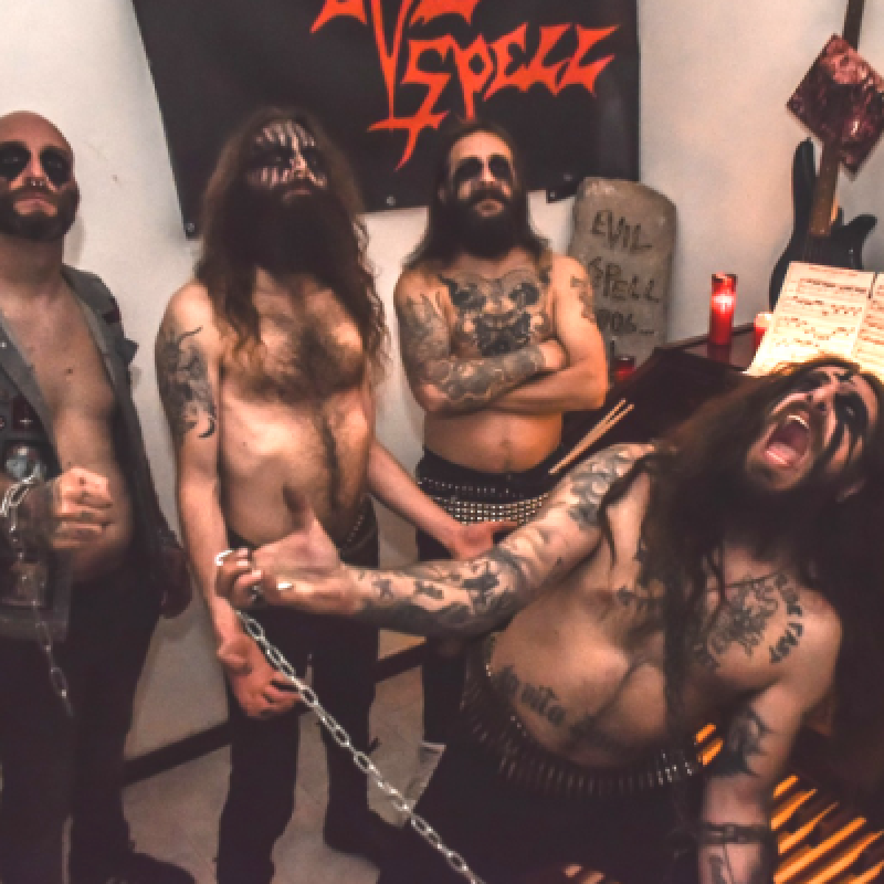EVIL SPELL: Padre Vostro - Reviewed At Hard Rock Info!