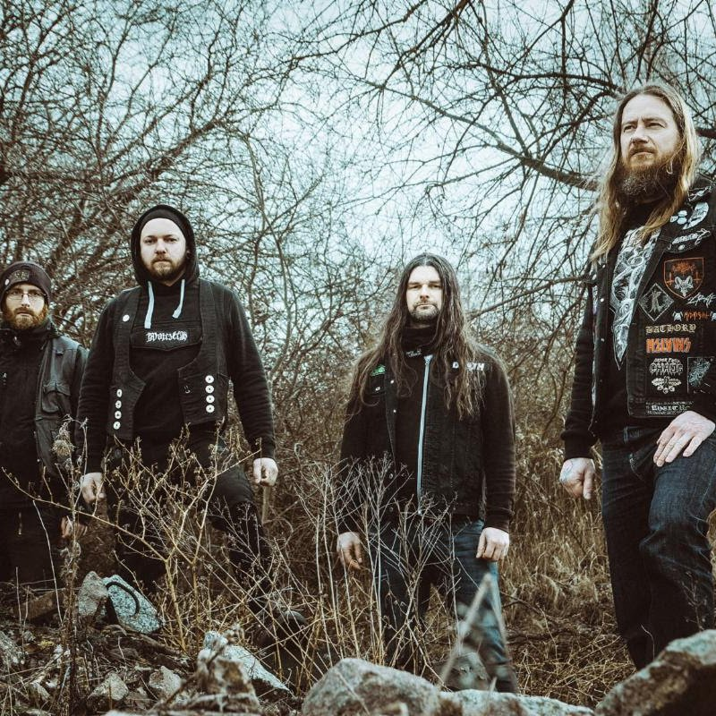 """CONFUSION MASTER: Metal Injection Premieres """"Viking X"""" Video From German Doom Metal Quartet; Haunted LP Nears November Release Through Exile On Mainstream"""