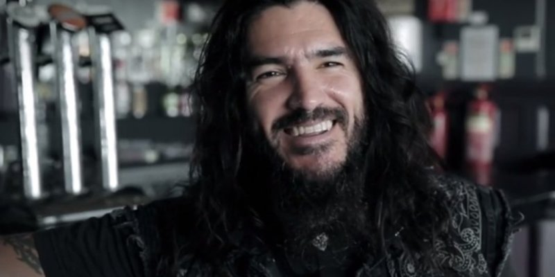 MACHINE HEAD's ROBB FLYNN: Why I Hate Playing Festivals