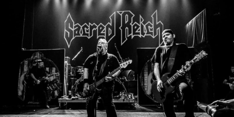 SACRED REICH Signs With METAL BLADE; First Album In More Than Two Decades Due Next Year!