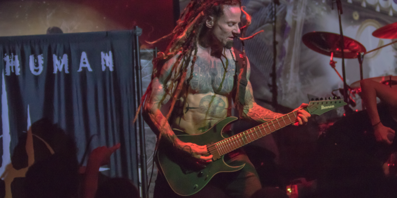 Ex Machine Head, Ex Soulfly and Current Once Human Guitarist Logan Mader Interviewed On the Thunderhead Show