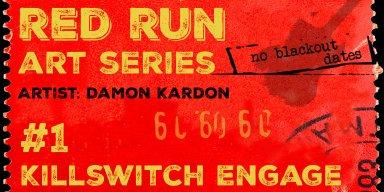 PureGrainAudio.com Launches Red Run Art Series (No Blackout Dates) By Damon Kardon
