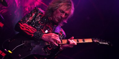 Due To Illness GLENN TIPTON From JUDAS PRIEST has requested Andy Sneap to fly the flag on stage for him!