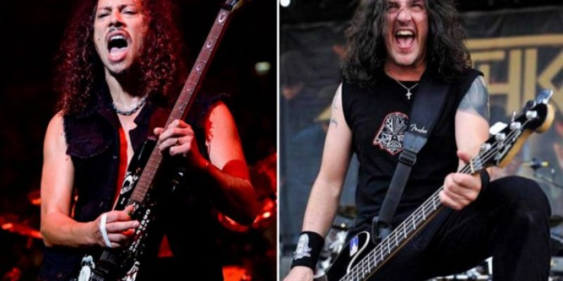 "ANTHRAX: ""HEAVY METAL ISN'T DYING; METALLICA AND ANTHRAX ARE STRONGER THAN EVER!"""