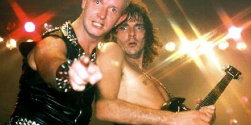 HALFORD Fires Back At DOWNING For Insinuating TIPTON's Guitar Tracks On JUDAS PRIEST's 'Firepower' Were Laid Down By Producer