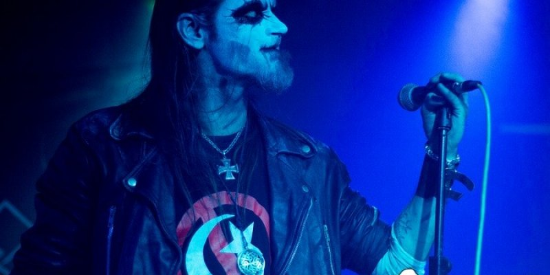 Taake's Tour Completely Shut Down And It Isn't Just the Swastika Chest Paint Incident