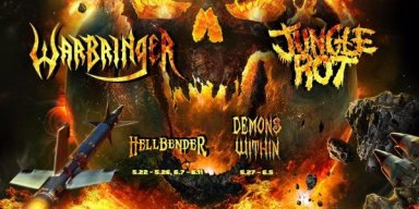 Devastating Tour Alert: Destruction, Jungle Rot, and Warbringer