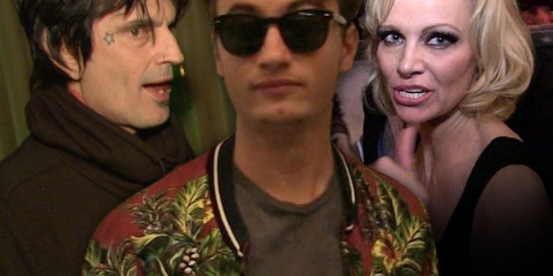 MÖTLEY CRUE Drummer TOMMY LEE Assaulted By 21-Year-Old Son!