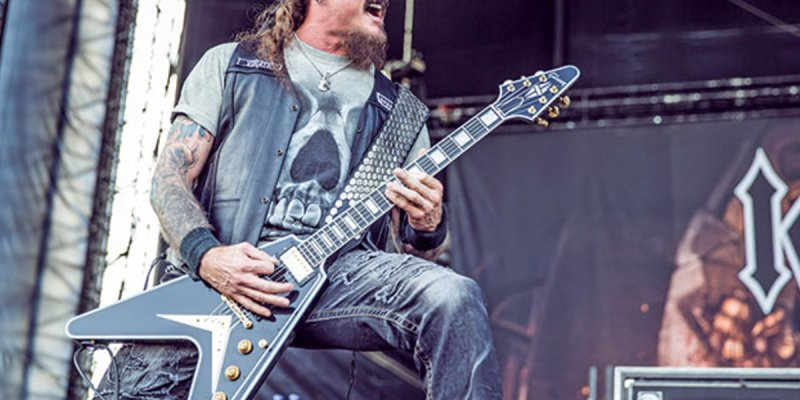 ICED EARTH Talks Gun Control, 'Staged' Mass Shootings And Arming School Teachers