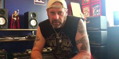 Former OVERKILL Guitarist BOBBY GUSTAFSON Slams Ex Bandmates, Says Upcoming DVD Is A 'Piece Of S**t'