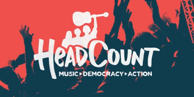 MINISTRY joins forces with HeadCount to empower young people with their right to vote