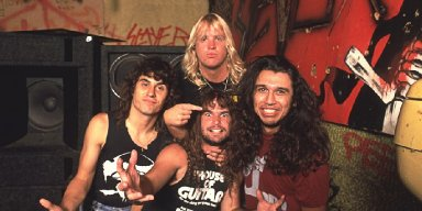 Dave Lombardo to Appear at Select Shows on Slayer's Farewell Tour!