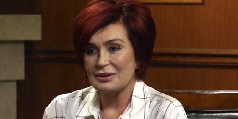 SHARON OSBOURNE Wakes Up 'Afraid' Under PRESIDENT TRUMP, Says She Believes STORMY DANIELS!