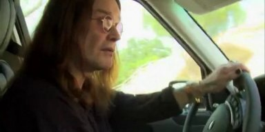 OZZY OSBOURNE Gives Up Driving!