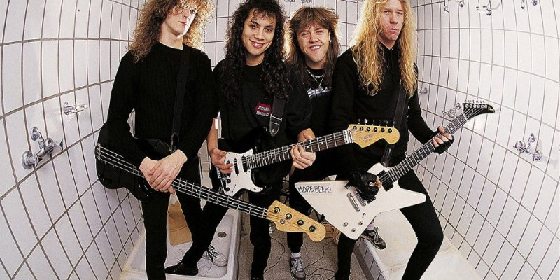 """Check Out METALLICA's Remastered Cover of BUDGIE's """"Crash Course In Brain Surgery"""""""