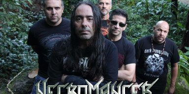 Necromancer: Band presents new lyric video, watch now!