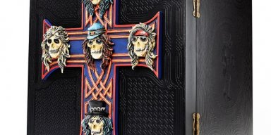 GUNS N' ROSES: Complete 'Appetite For Destruction: Locked N' Loaded' Details Revealed !