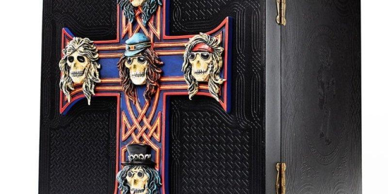GUNS N' ROSES: Complete 'Appetite For Destruction: Locked N' Loaded' Details Revealed !