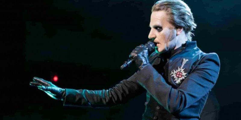 Show Cut Short After GHOST Fan Dies At Milwaukee Concert