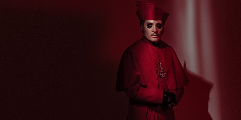 Ghost: The True Story of Death, Religion and Rock & Roll Behind Metal's Strangest Band (The Revolver Interview)