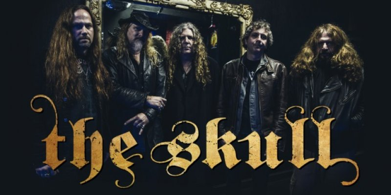 THE SKULL Feat. Former TROUBLE Members: 'The Endless Road Turns Dark' Album Due In September; Watch Lyric Video For Title Track Here!