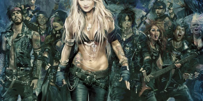 DORO - Release First Single + Pre-Order Now Available!