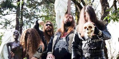 HELLS HEADBANGERS is proud to present CEMETERY LUST's highly anticipated third album, Rotting in Piss