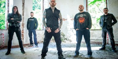 BEHEADED sign with Agonia Records!