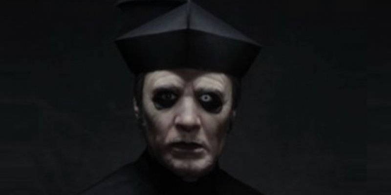 GHOST's TOBIAS FORGE On Lawsuit: 'I Took It Almost As An Acknowledgment That I Must Be Doing Something Right'