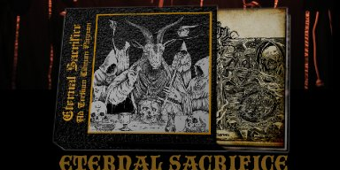 Eternal Sacrifice: Band releases title, cover and tracklist of new album, check it now!