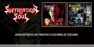 SUFFOCATION OF SOUL: Find the band on the main digital platforms
