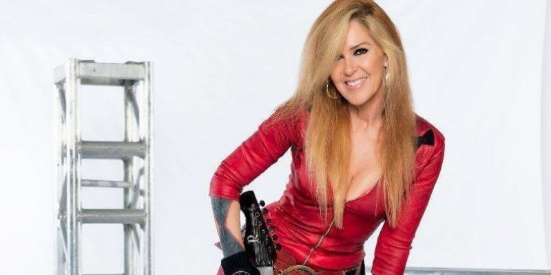 LITA FORD On Upcoming Album: It's 'Something That I've Had In The Can For Quite A While And It's Resurfaced In My Life'