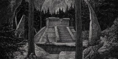 Smoothly bridging crushing funeral doom and mournful black metal, BARREN ALTAR