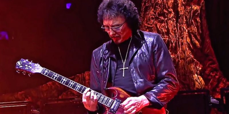 TONY IOMMI Says He Will 'Eventually' Start Writing And Putting Some New Music Together