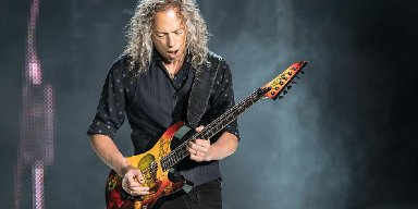 Kirk Hammett Thinks St Anger Proves You Need Guitar Solos, What Do You Think?