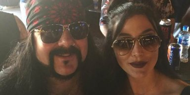 VINNIE PAUL's Longtime Girlfriend: 'I Can't Begin To Describe The Pain In My Heart From This Nightmare'