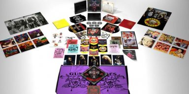 GUNS N' ROSES: 18-Minute 'Appetite For Destruction: Locked N' Loaded' Piece-By-Piece Unboxing Video